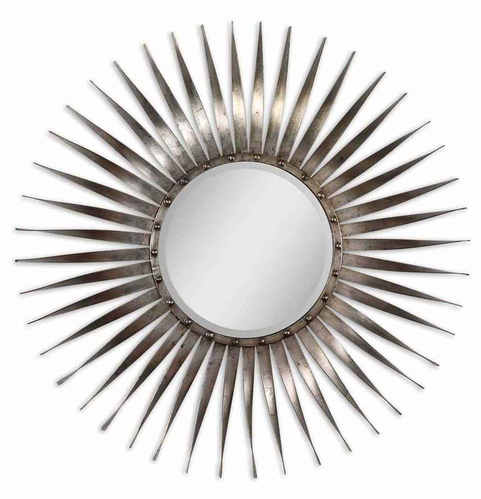 Sedona Round Mirror by Uttermost