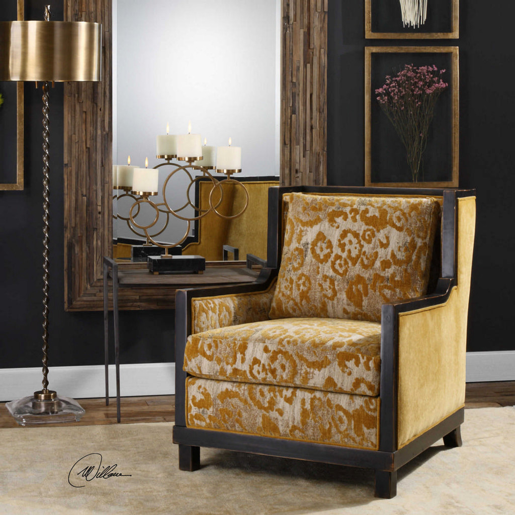 Arrabalero Armchair by Uttermost