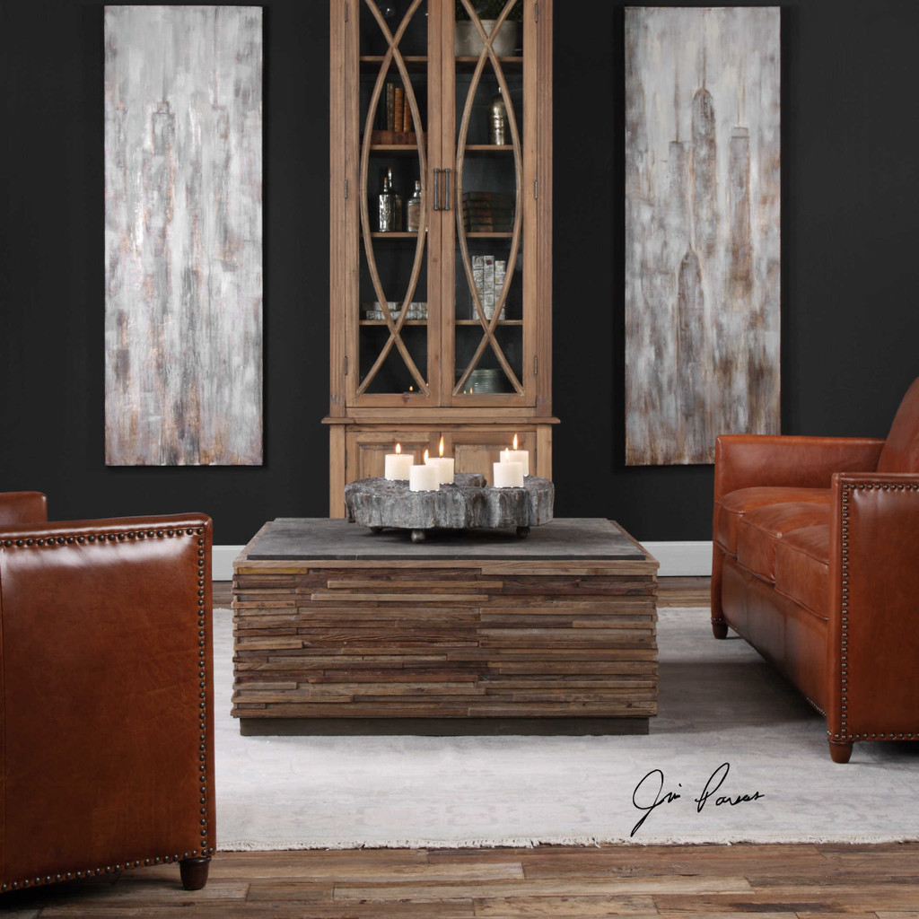 Malia Coffee Table by Uttermost