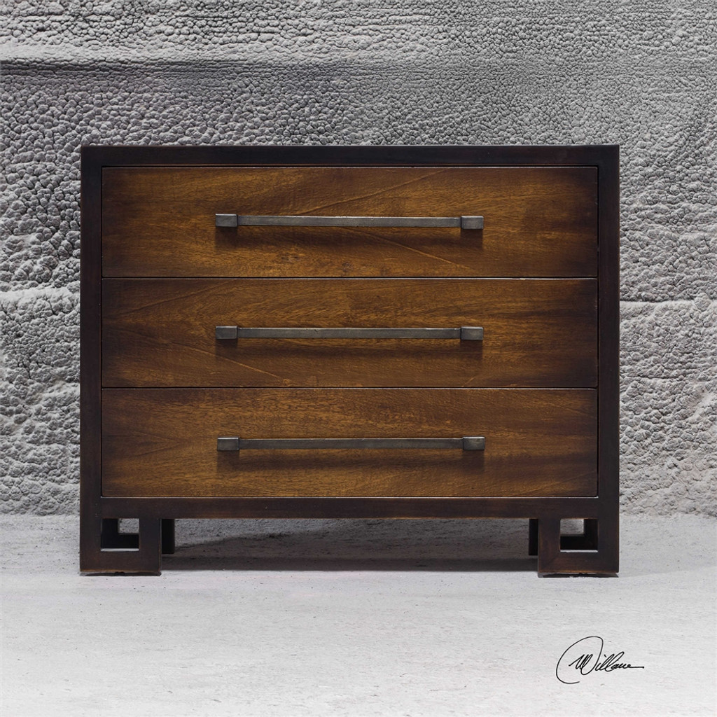Danele Accent Chest - by Uttermost