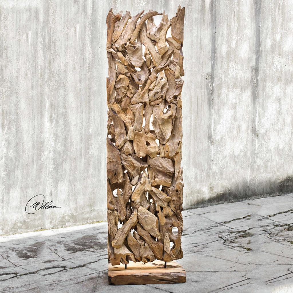 Amzi Floor Sculpture