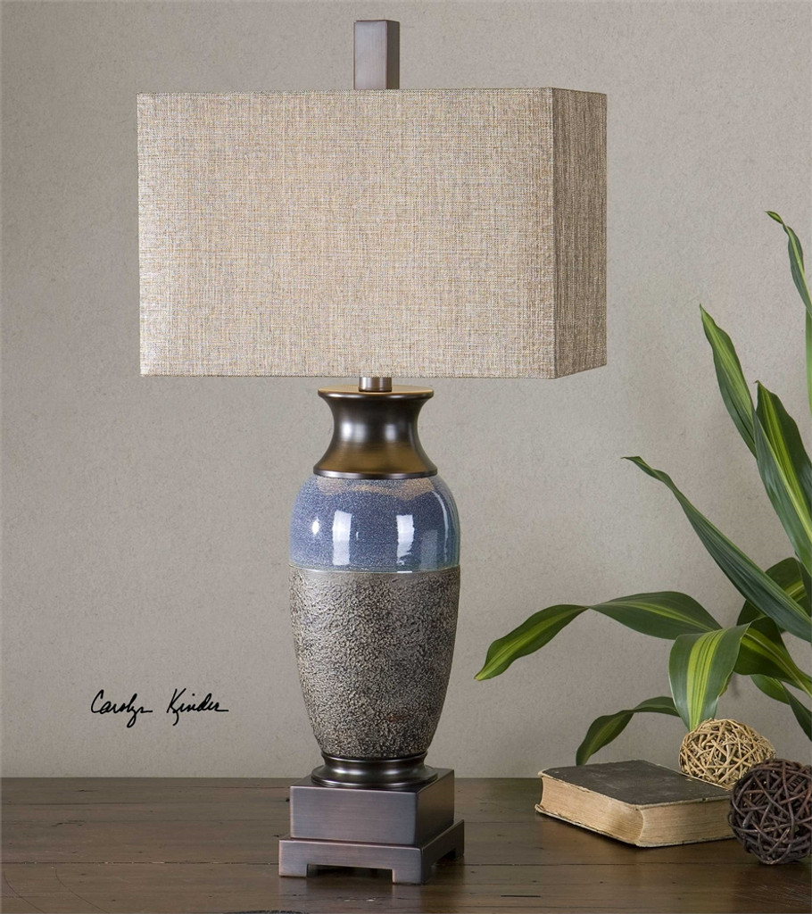 Antonito Table Lamp - by Uttermost