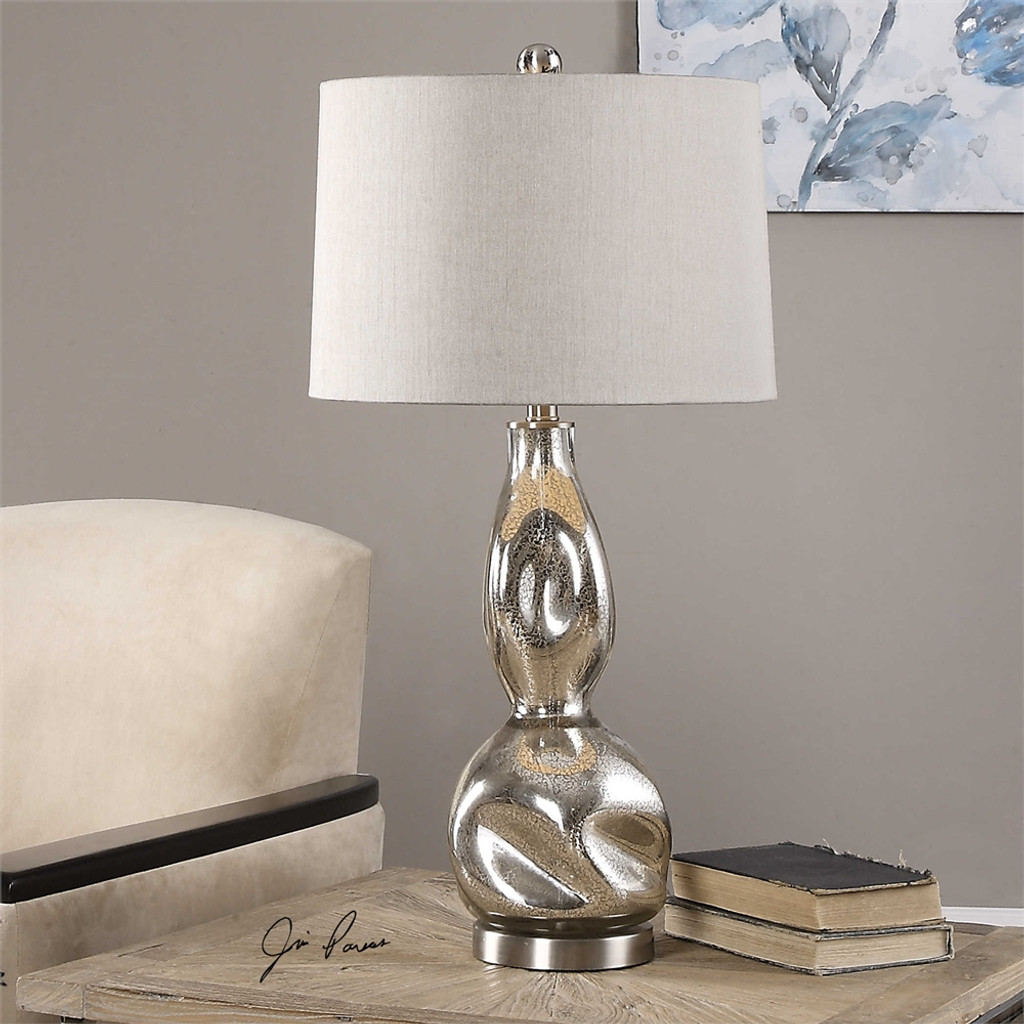 Dovera Table Lamp - by Uttermost