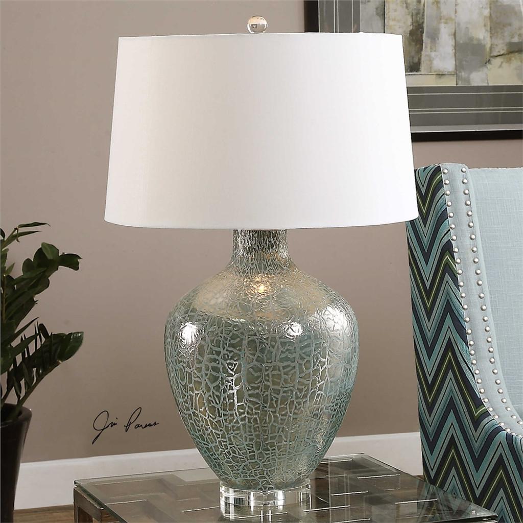 Zumpano Table Lamp - by Uttermost