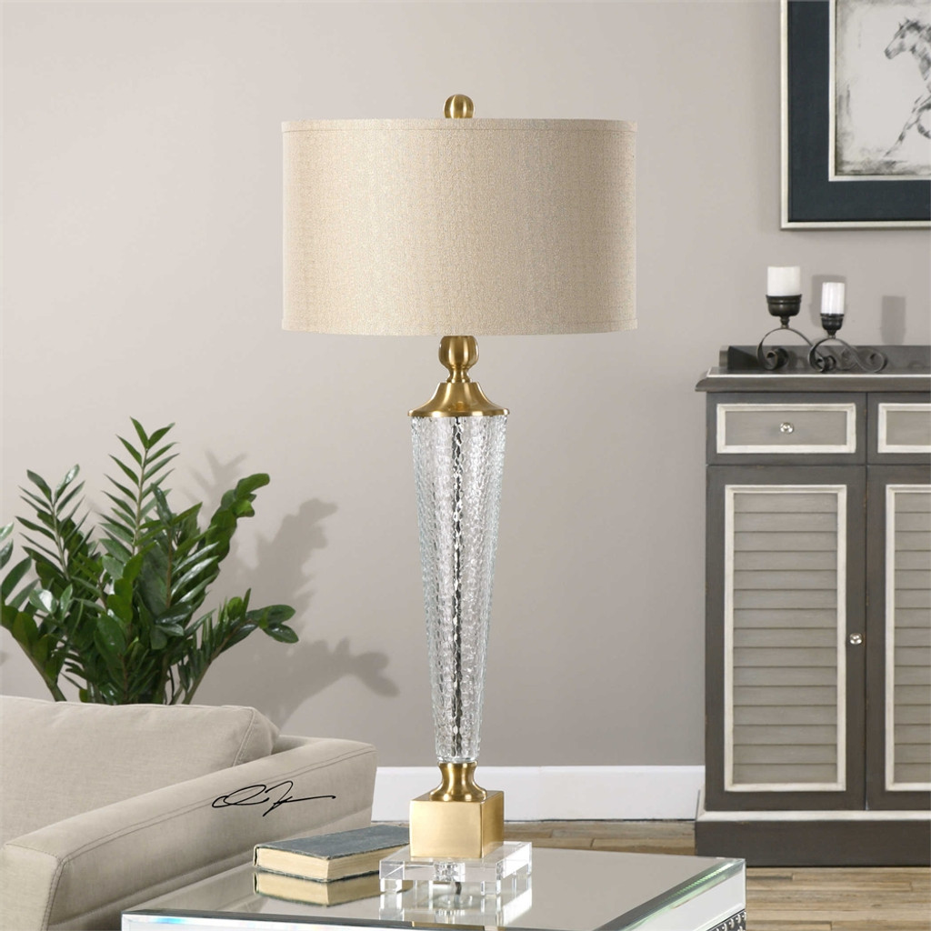 Credera Table Lamp - by Uttermost
