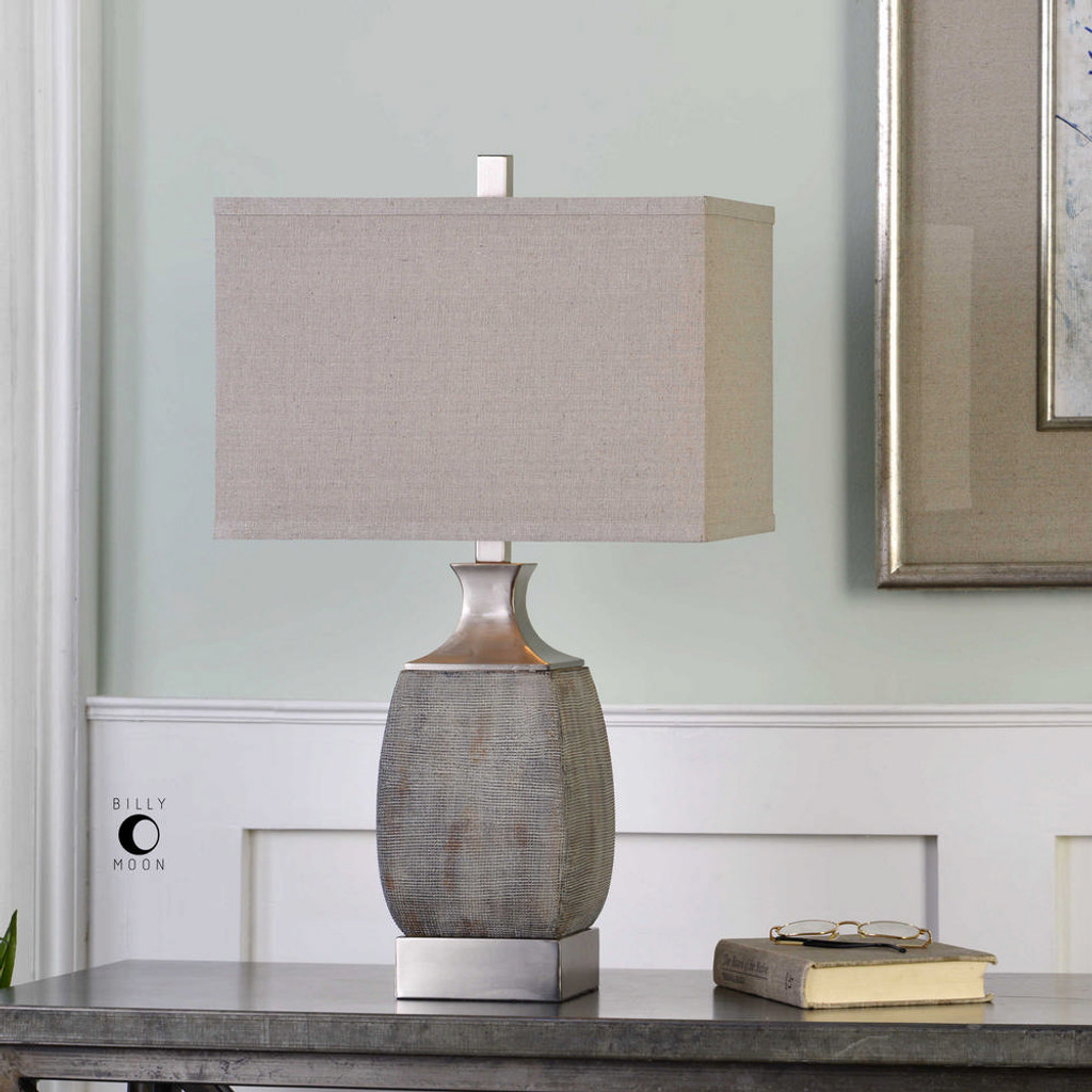 Caffaro Table Lamp by Uttermost