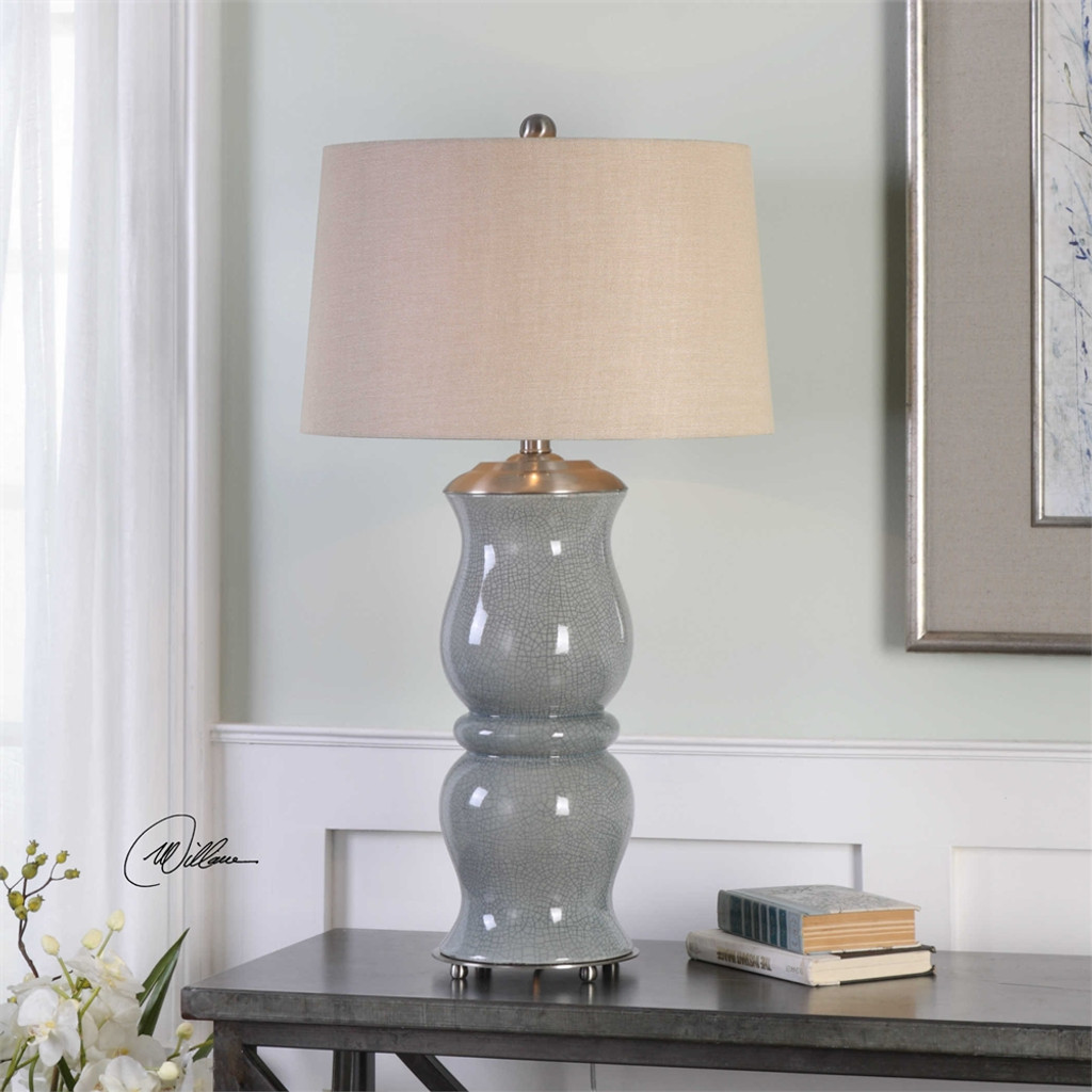 Cannobino Table Lamp - by Uttermost
