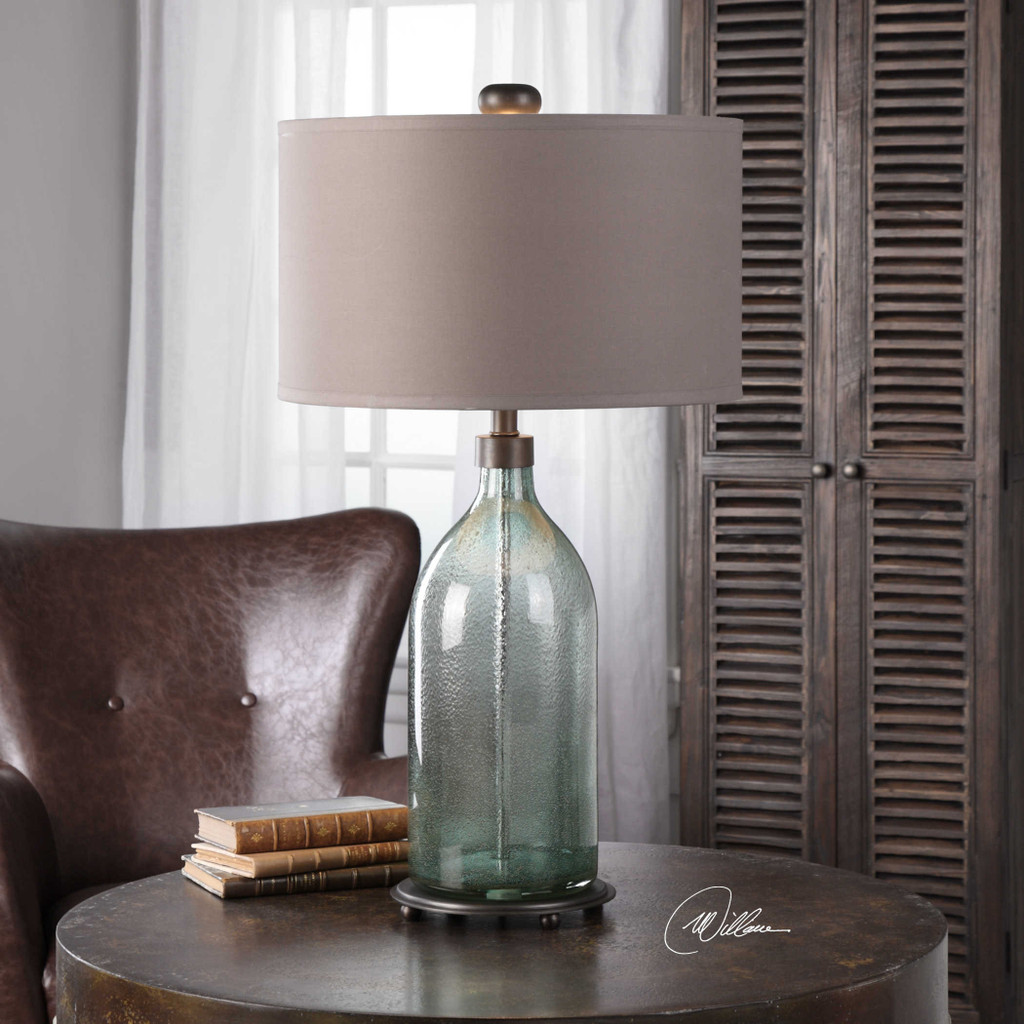 Massana Table Lamp by Uttermost