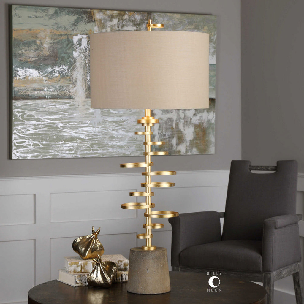 Lostine Table Lamp by Uttermost