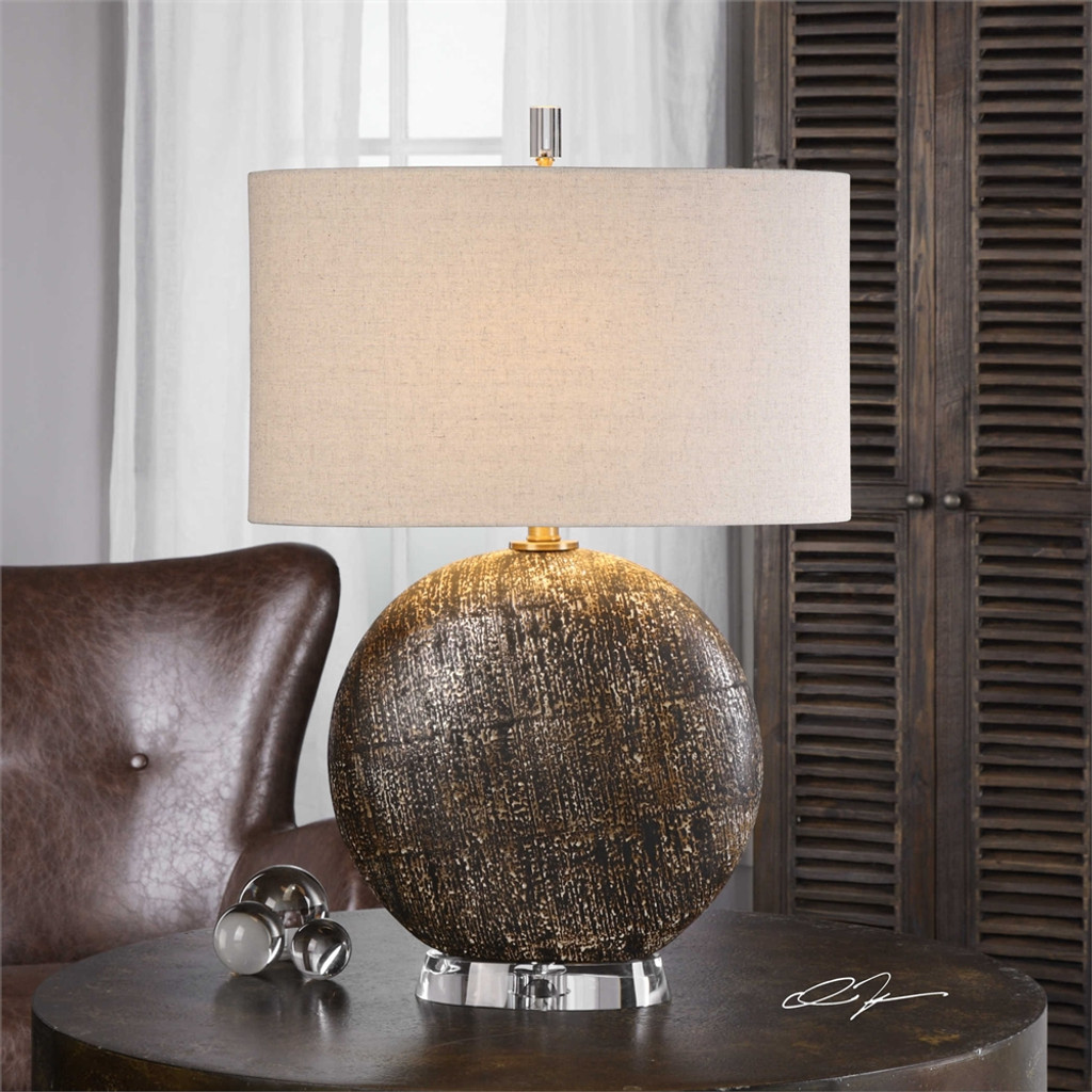 Chalandri Table Lamp - by Uttermost