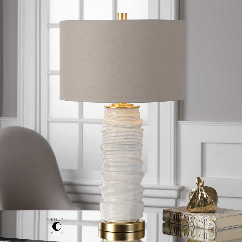 Codru Table Lamp - by Uttermost