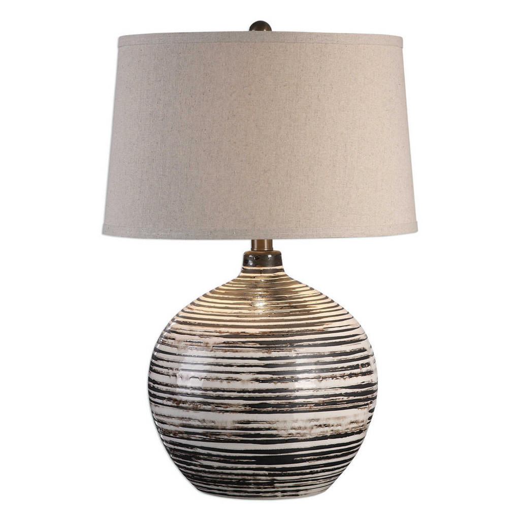 Bloxom Table Lamp by Uttermost
