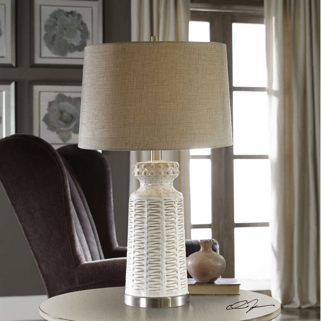 Kansa Table Lamp by Uttermost