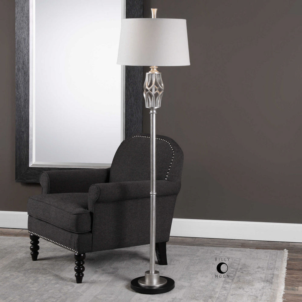 Cadeyrn Floor Lamp by Uttermost