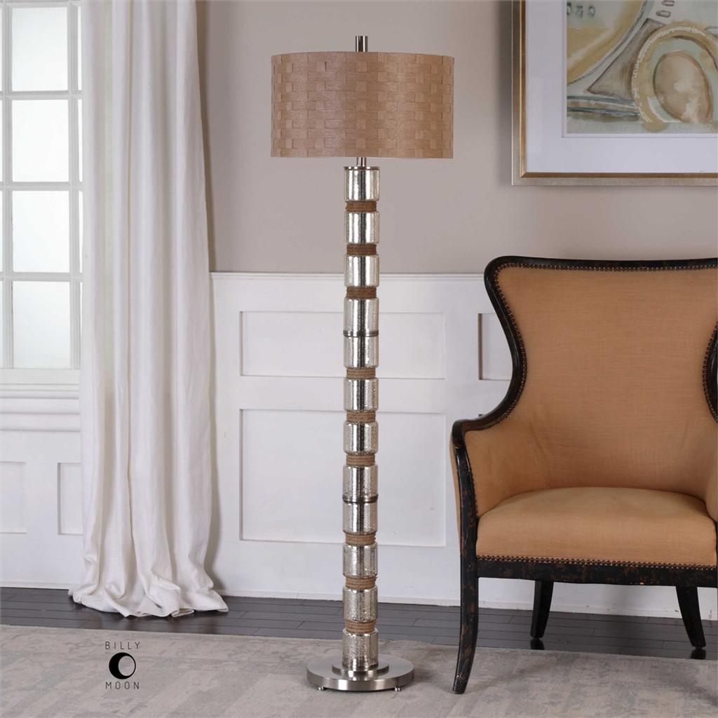 Cerreto Floor Lamp - by Uttermost
