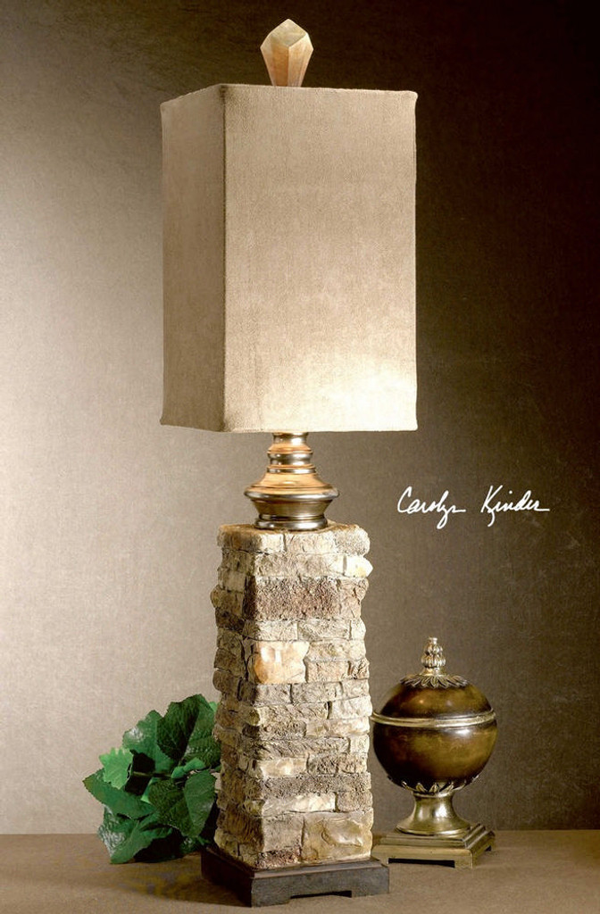 Andean Buffet Lamp by Uttermost