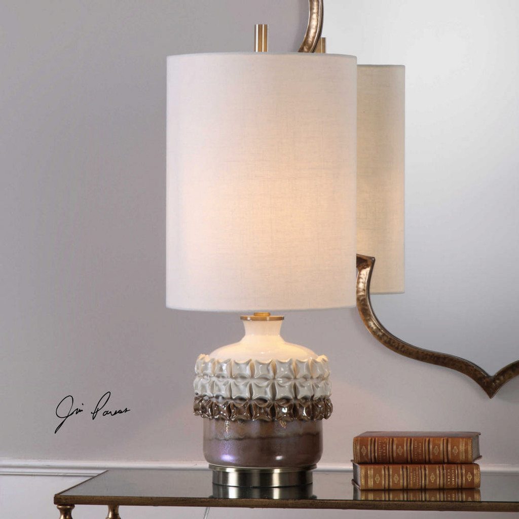 Elsa Accent Lamp by Uttermost