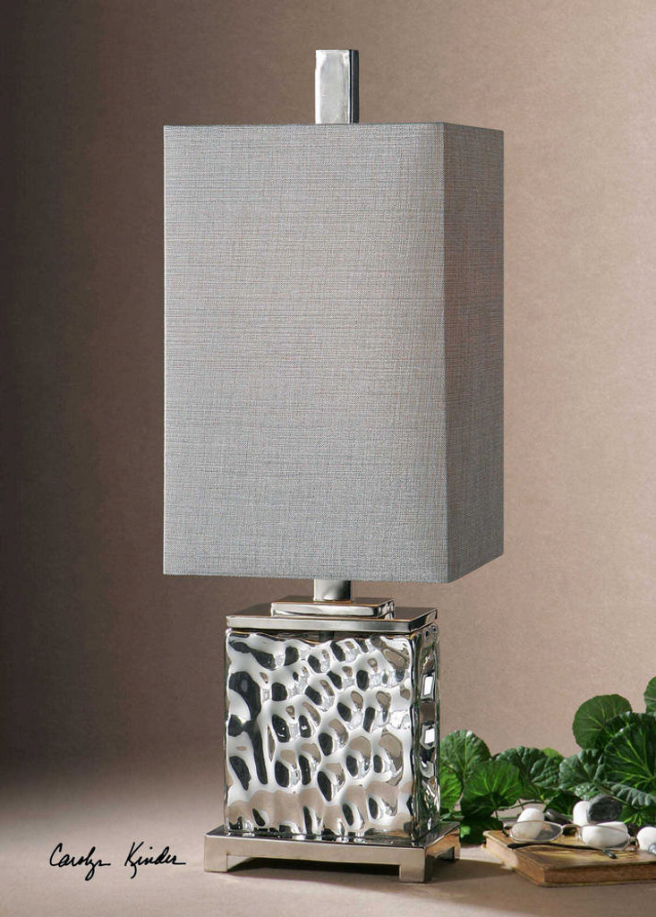 Bashan Accent Lamp by Uttermost