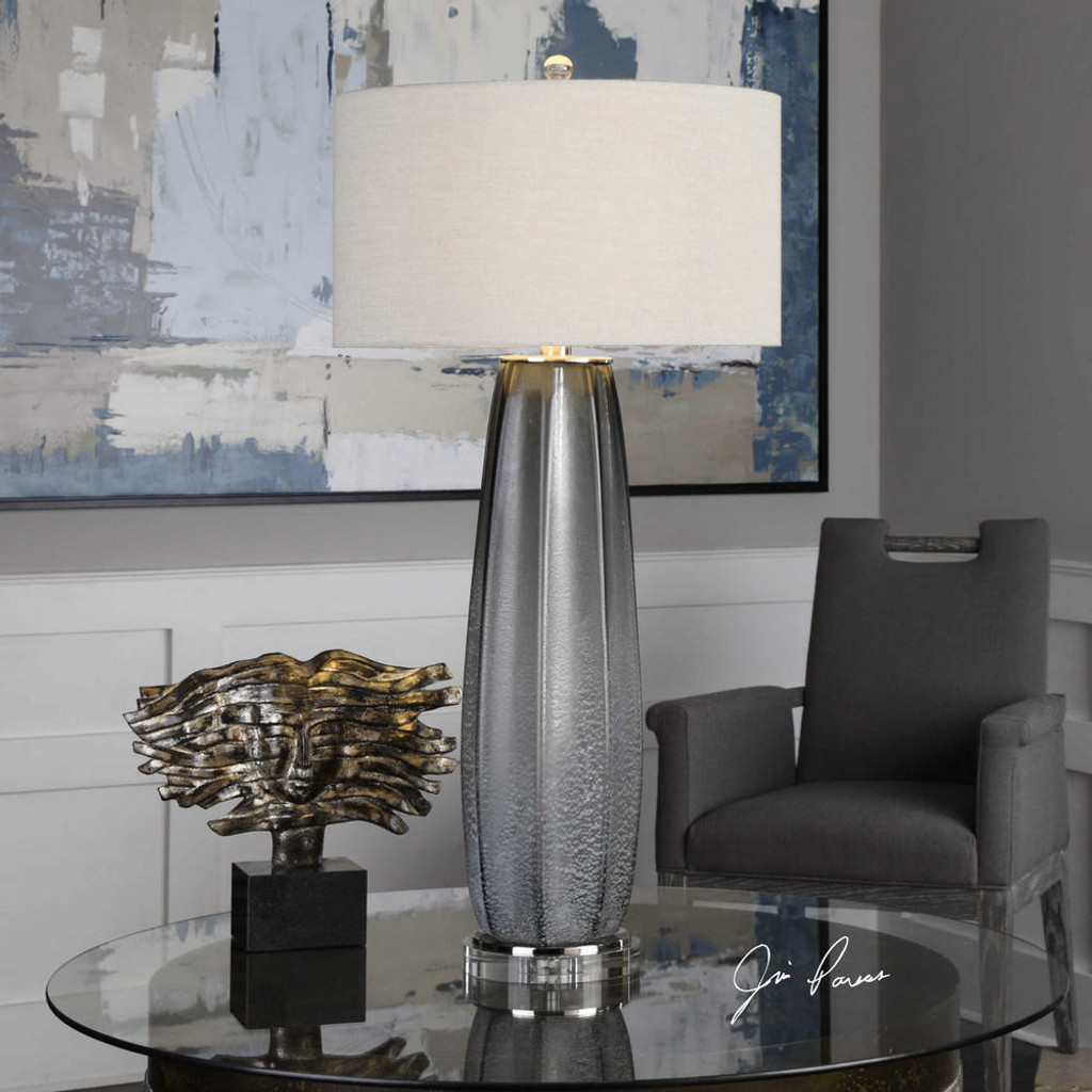 Benicia Table Lamp by Uttermost