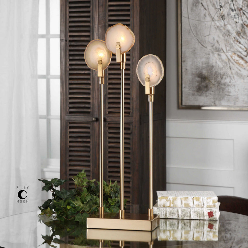 Donora Accent Lamp by Uttermost