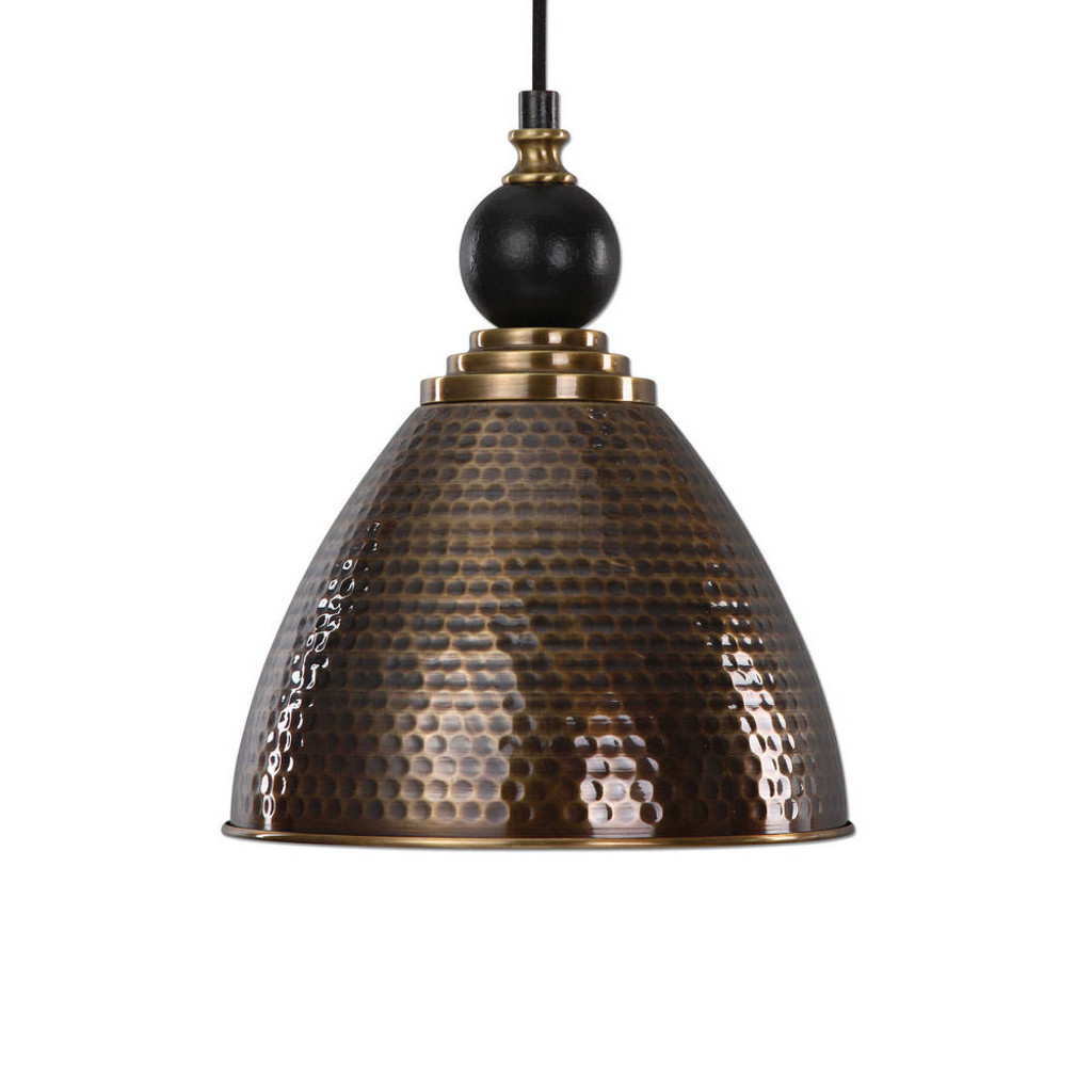 Adastra 1 Lt. Pendant by Uttermost