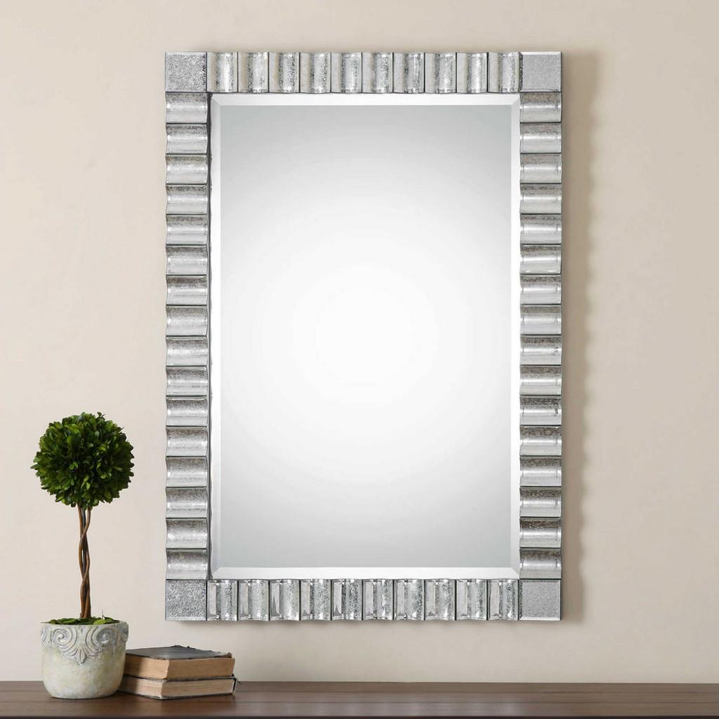 Amisos Vanity Mirror by Uttermost