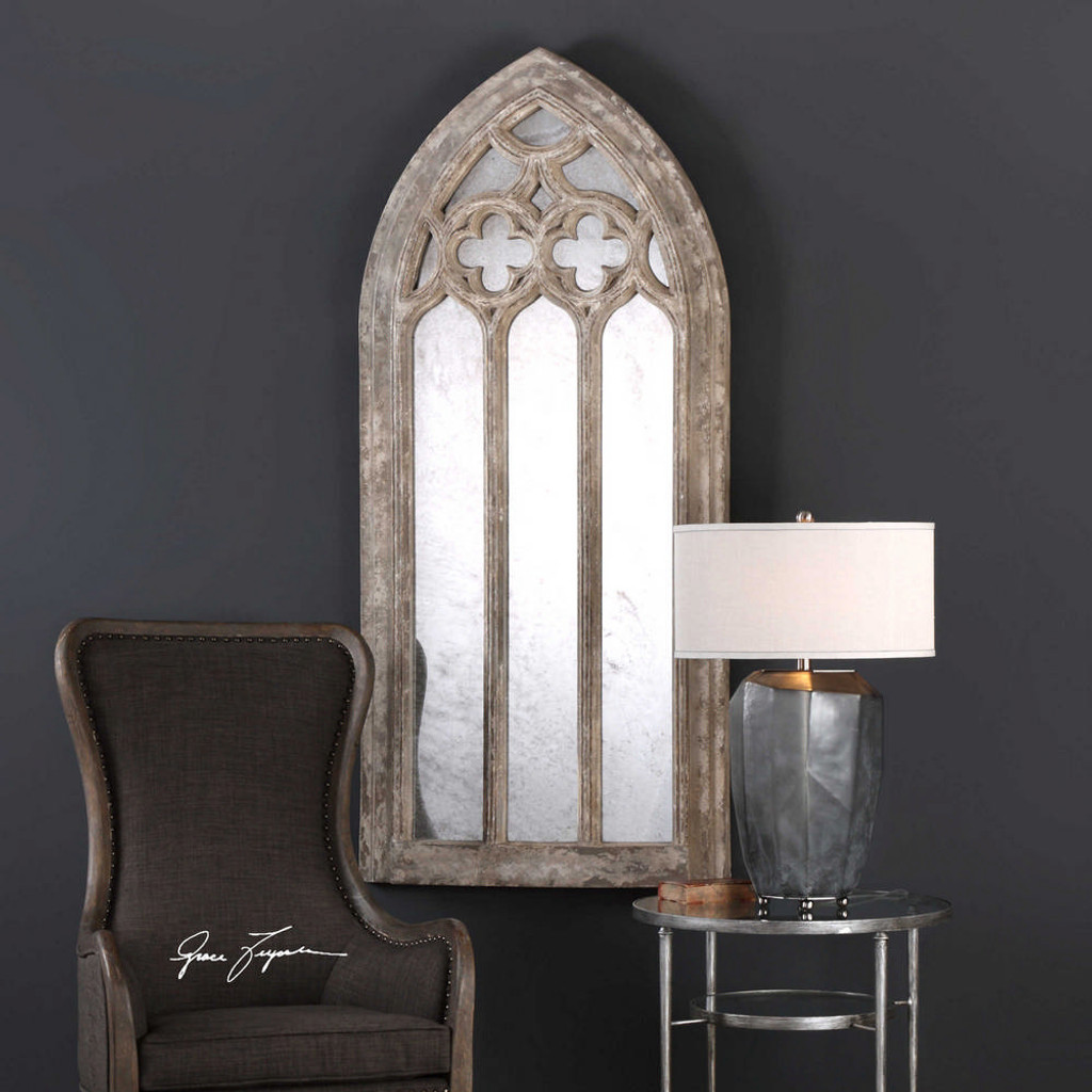 Avellaneda Arch Mirror by Uttermost