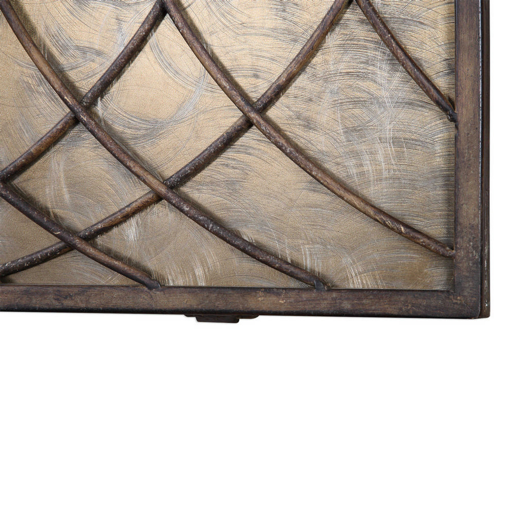 Kanza Metal Wall Panel
