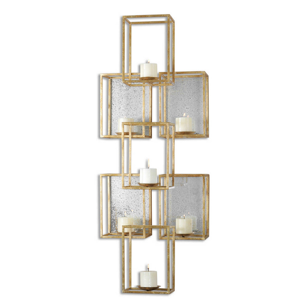 Ronana Candle Sconce by Uttermost