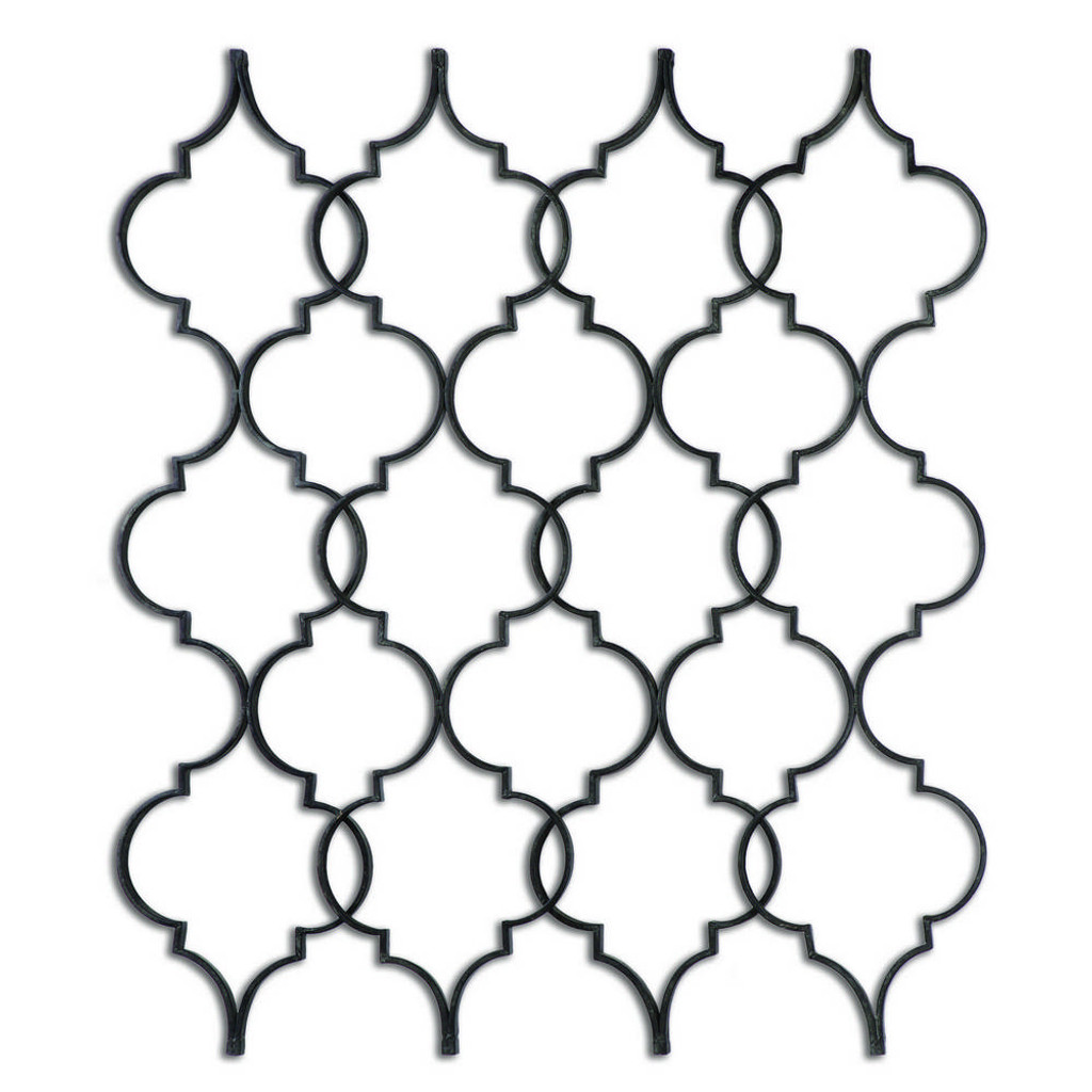Zakaria Metal Wall Decor by Uttermost
