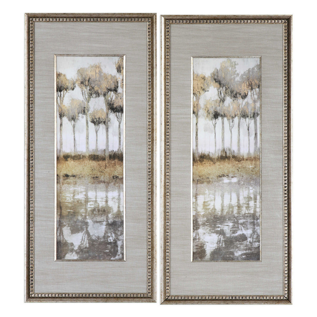 Mozambique Framed Prints S/2 by Uttermost