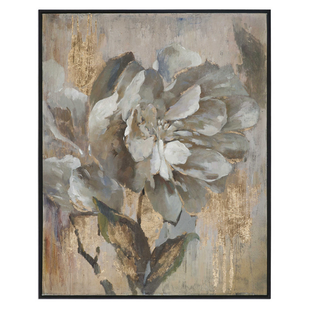 Dazzling Hand Painted Canvas by Uttermost