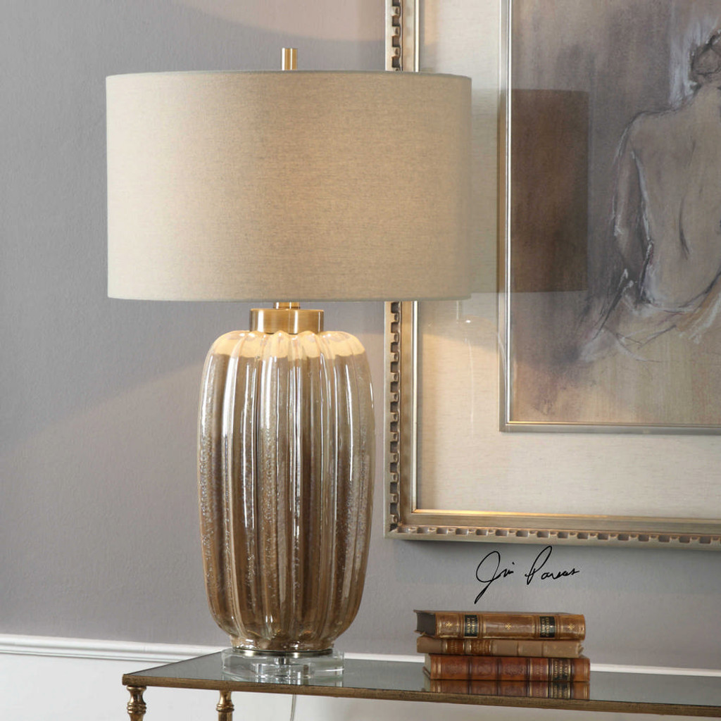 Gistova Table Lamp by Uttermost