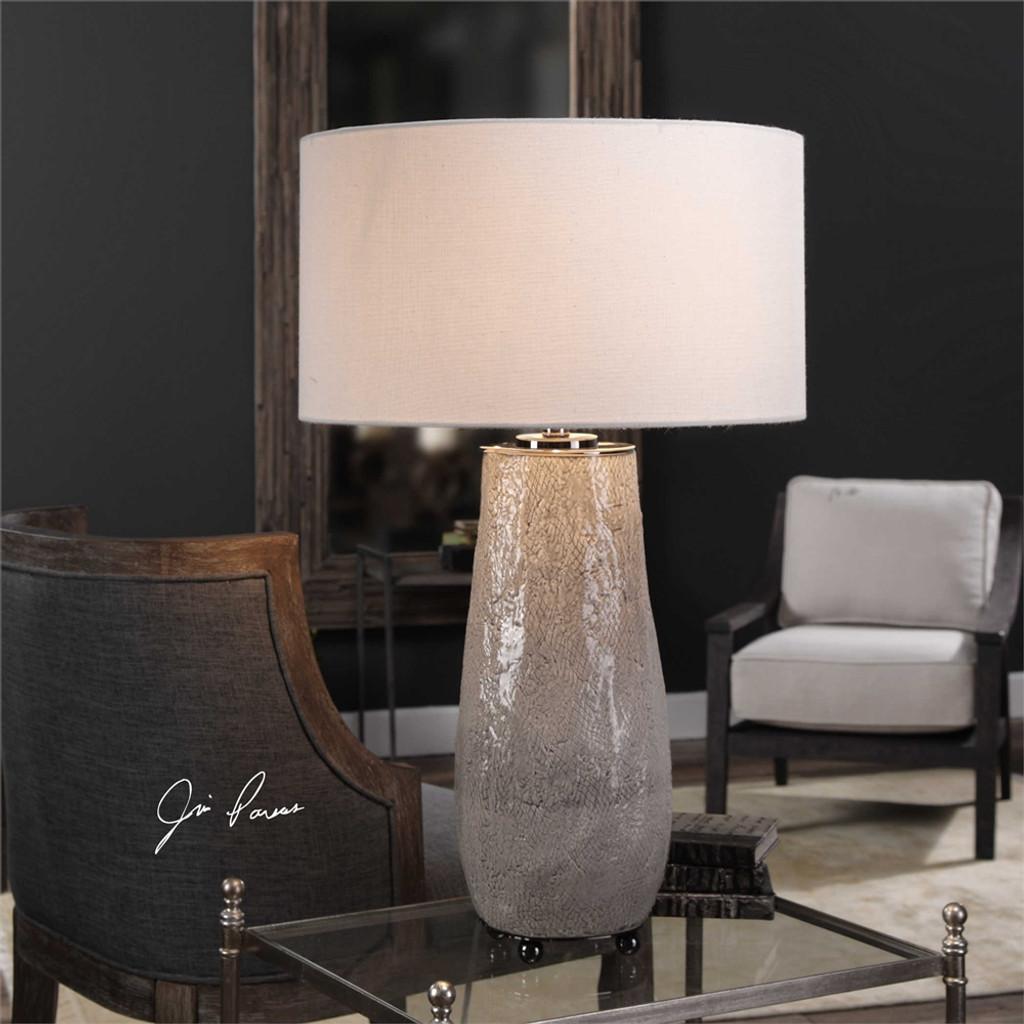 Balkana Table Lamp - by Uttermost
