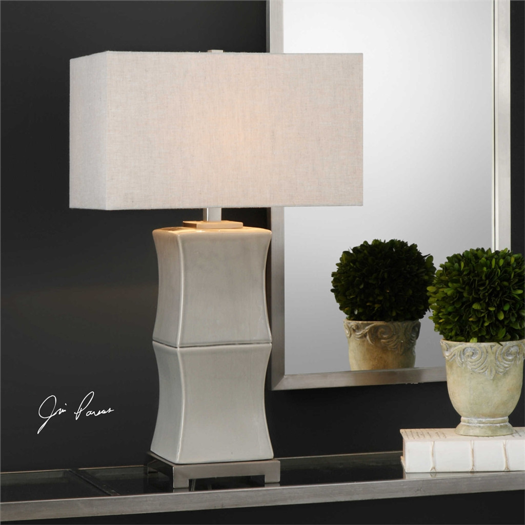 Arris Table Lamp - by Uttermost