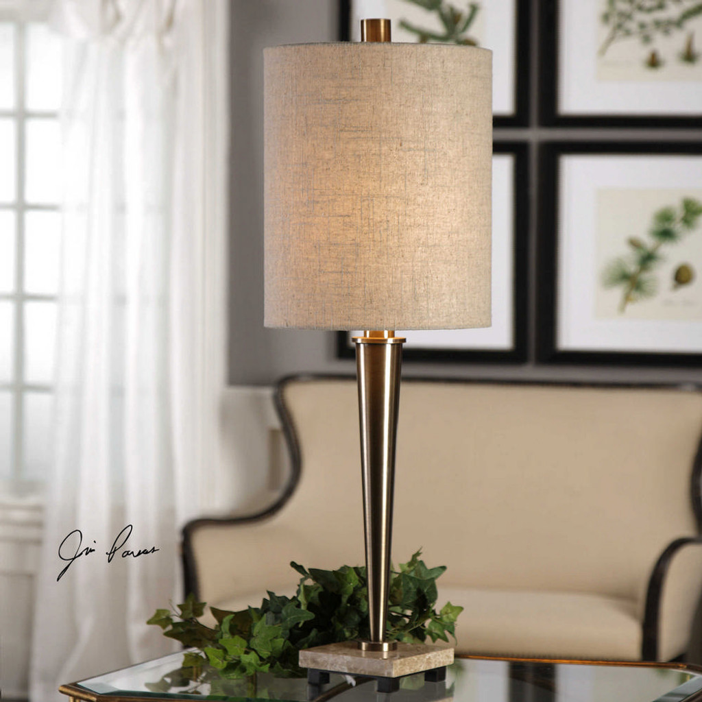 Ennell Buffet Lamp by Uttermost