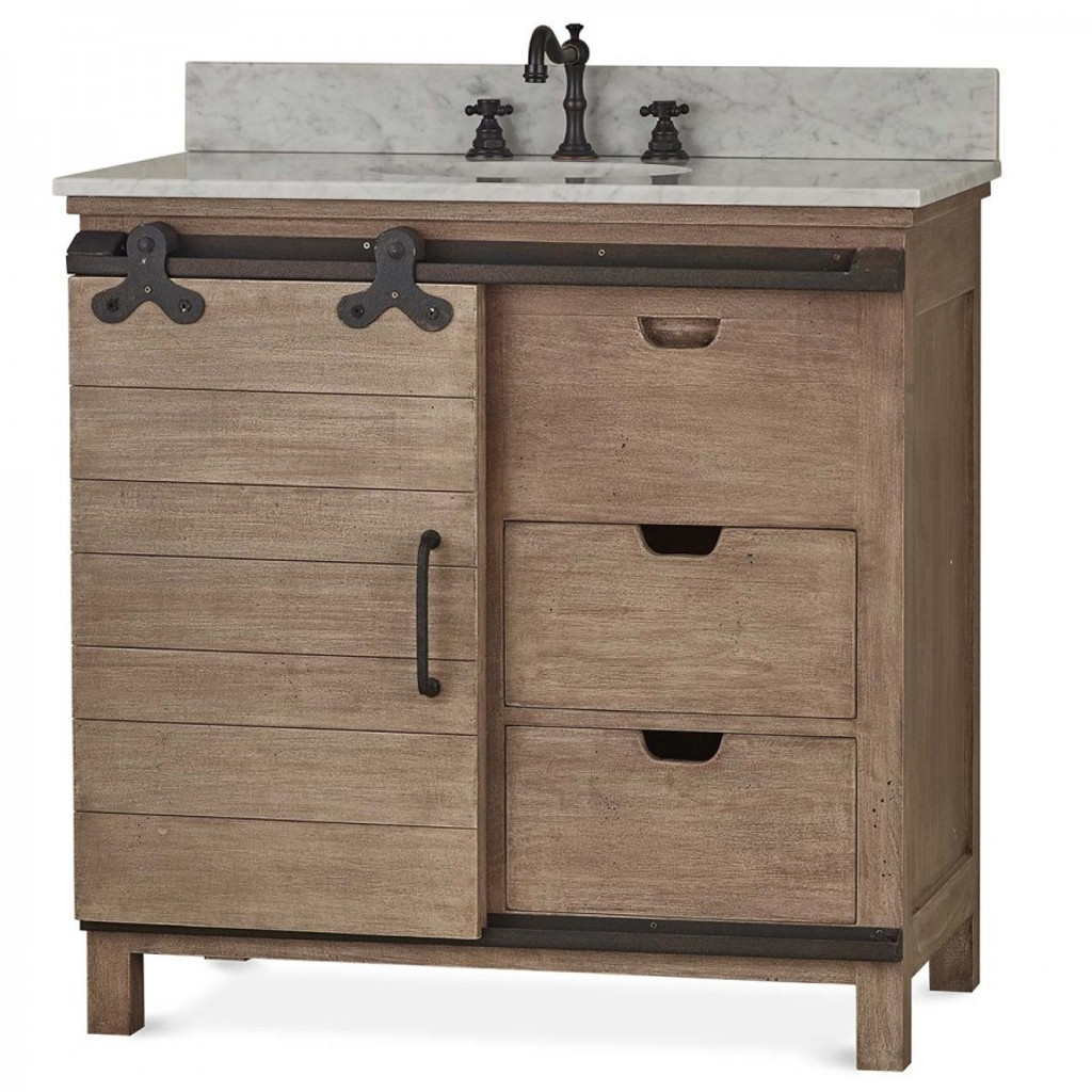 Sonoma Single Vanity Any Colour Furniture Bath Laundry Vanity
