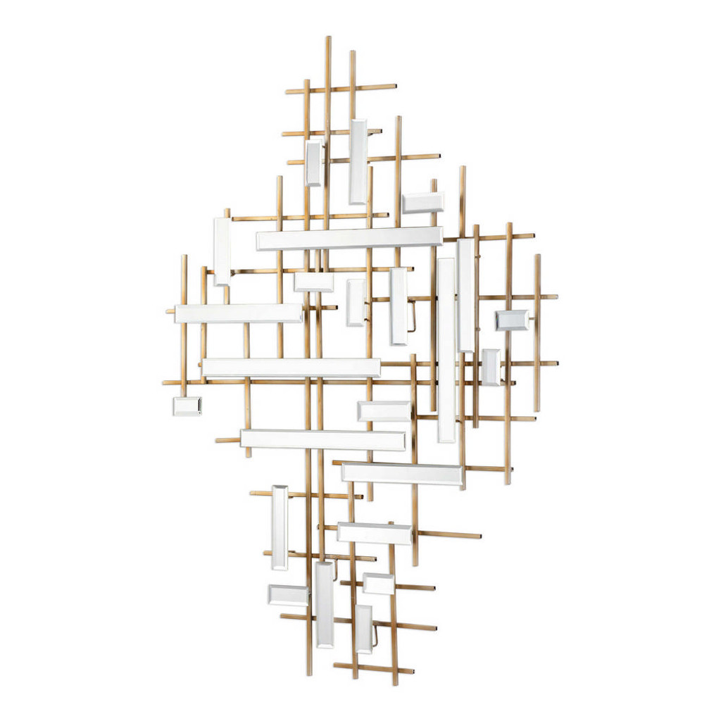 Apollo Mirrored Wall Decor by Uttermost