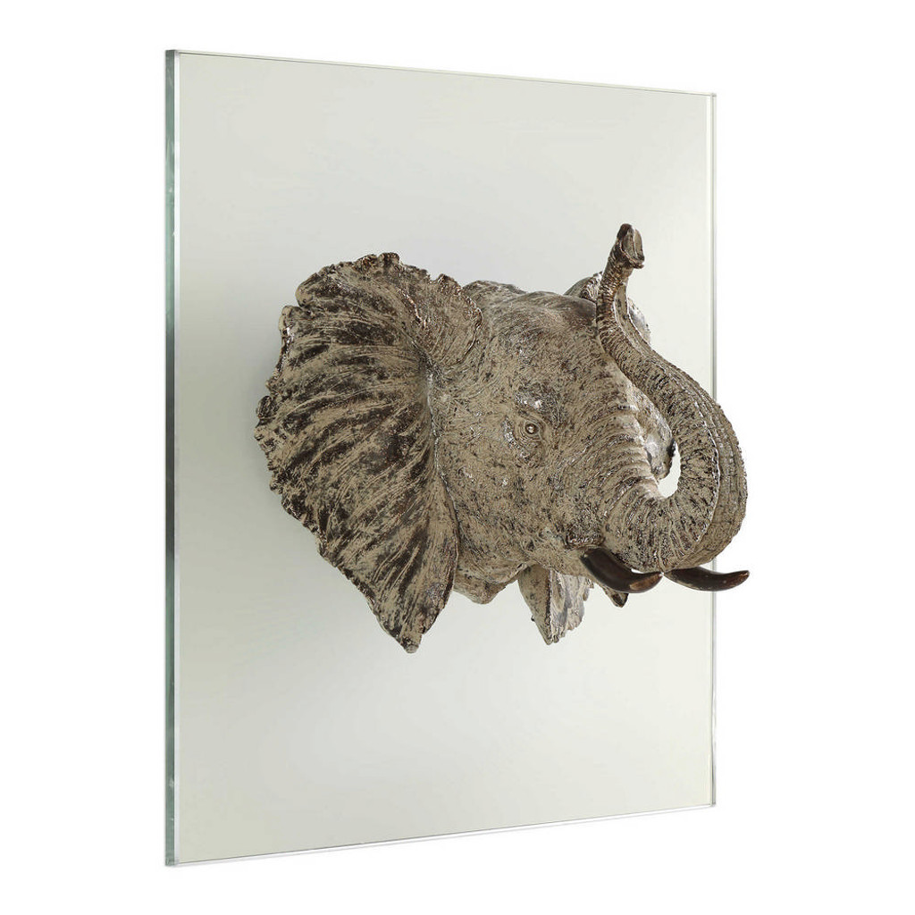 Kandula Elephant Wall Decor