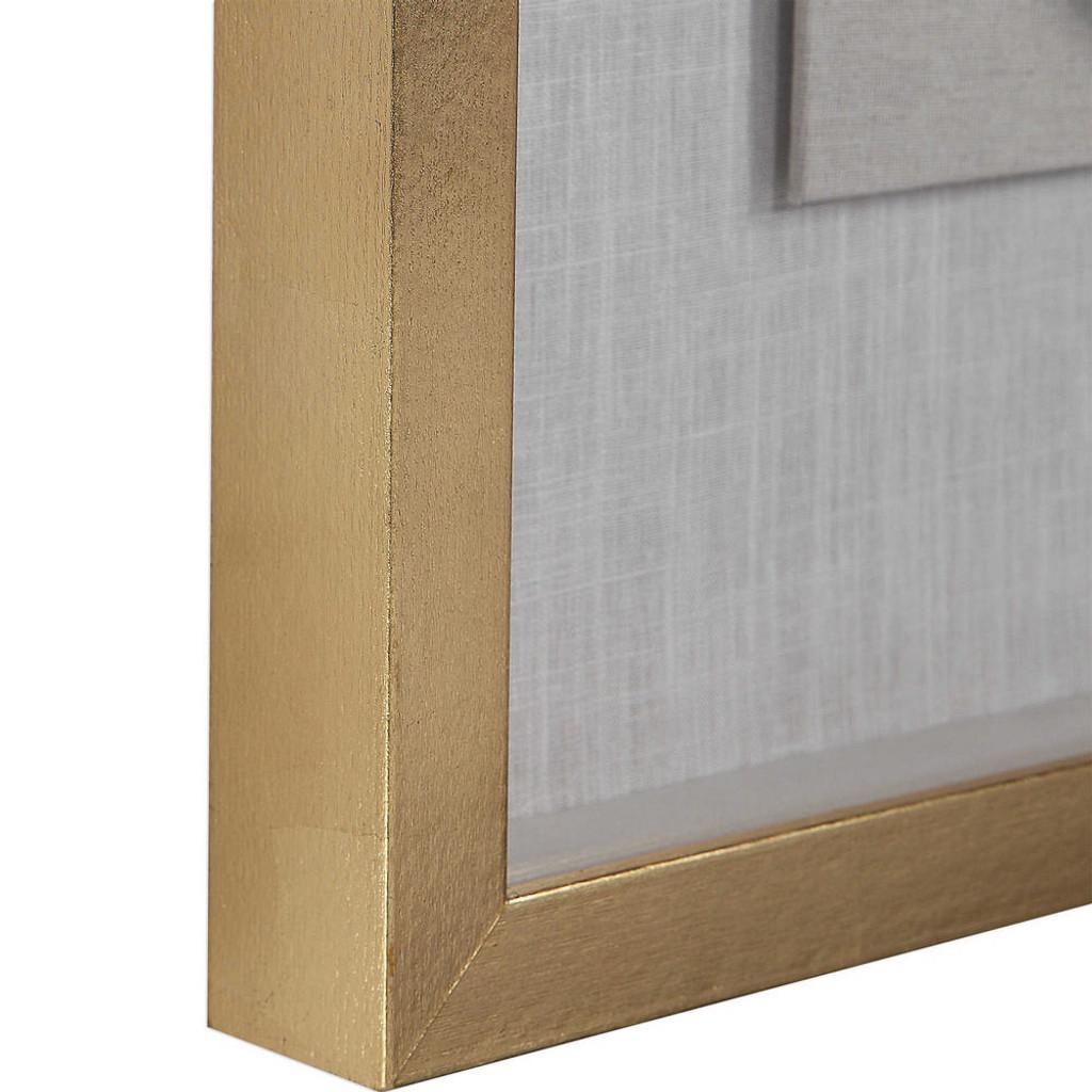 Keeva Agate Stone Shadow Box