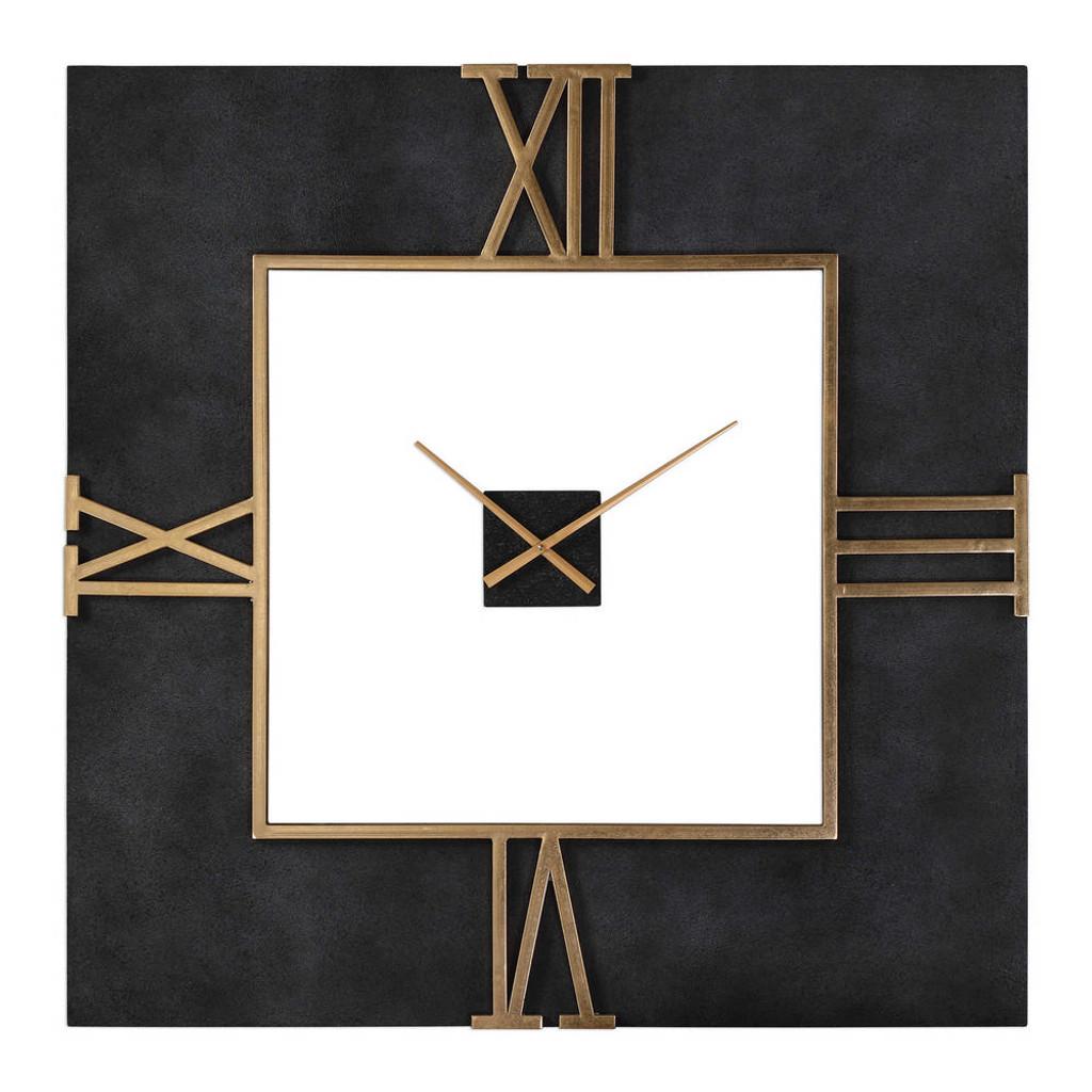 Mudita Wall Clock by Uttermost