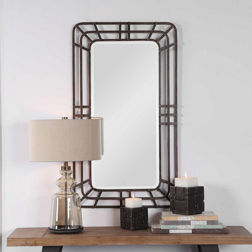 Alston Mirror by Uttermost
