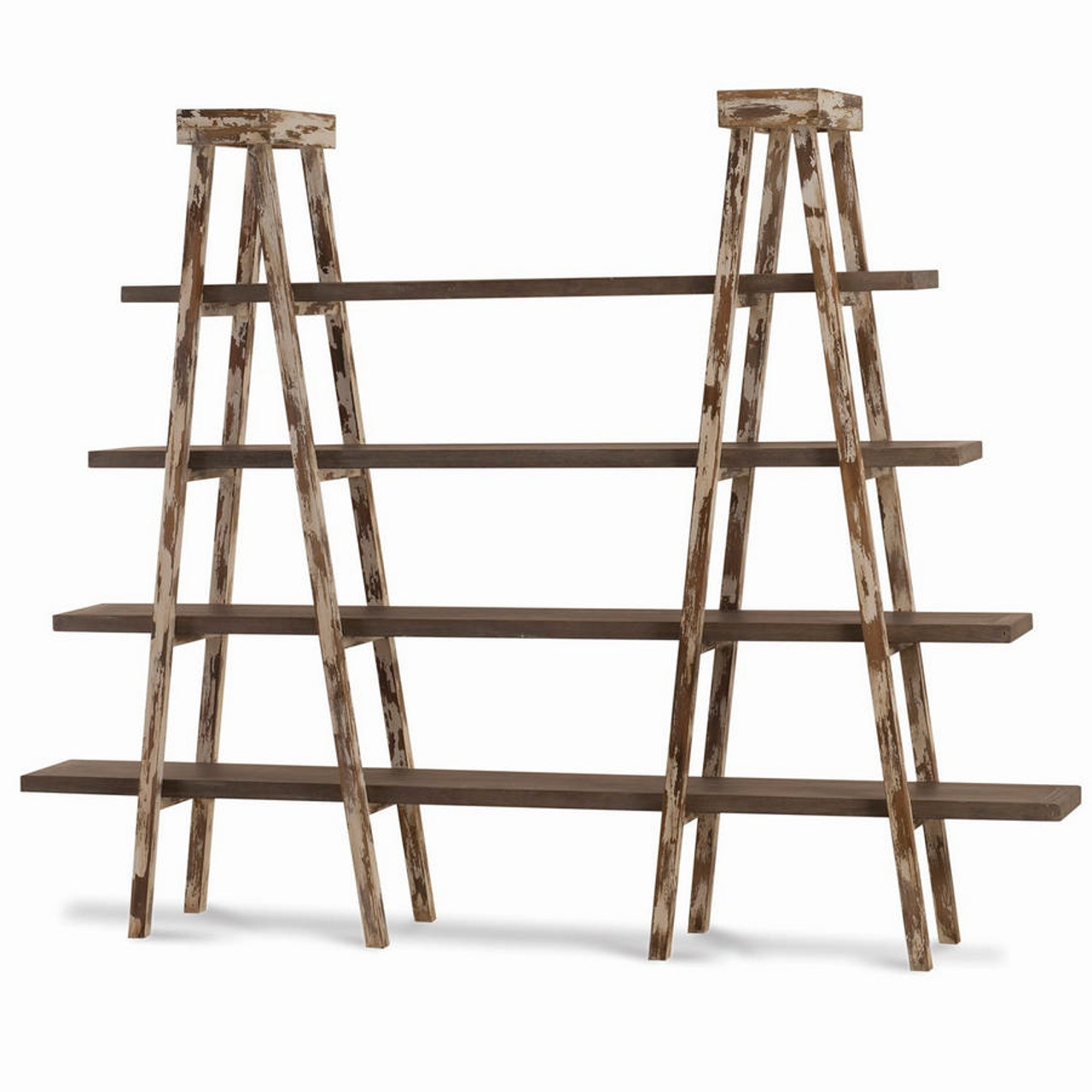 Taylor Double Ladder Shelf Any Colour