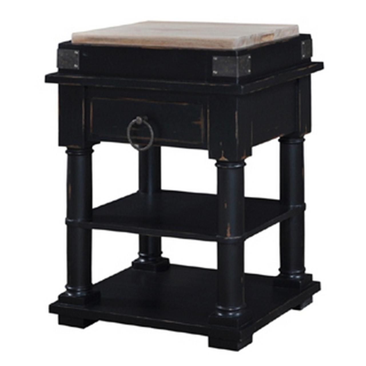 Cortland Kitchen Island On Coasters Size 90h X 70w X 60d Cm Furniture Kitchen Butcher Block