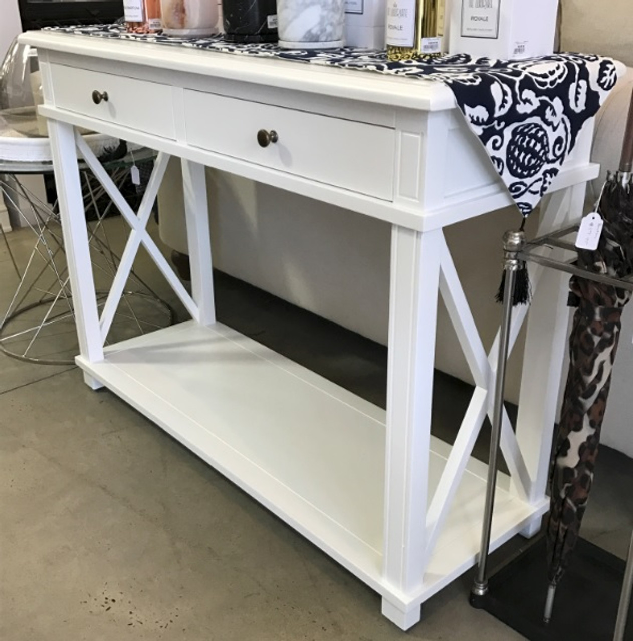 Xavier Console Table Small