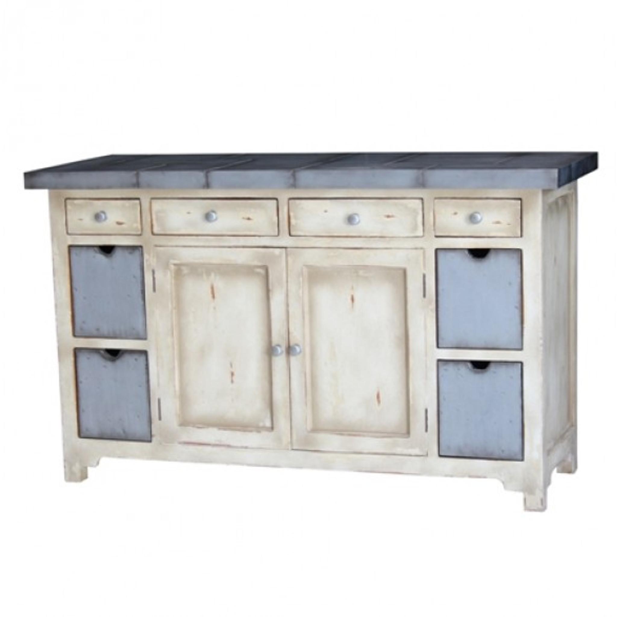 Tin Smith Kitchen Organizer Size 90h X 150w X 55d Cm