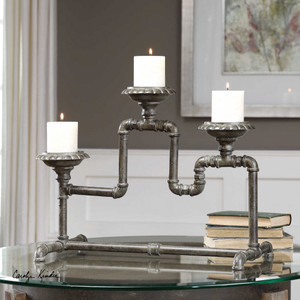Bristow Candleholder by Uttermost