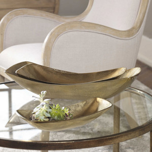 Anas Bowls S/3 by Uttermost