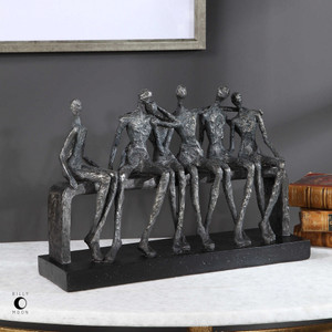 Camaraderie Figurine by Uttermost