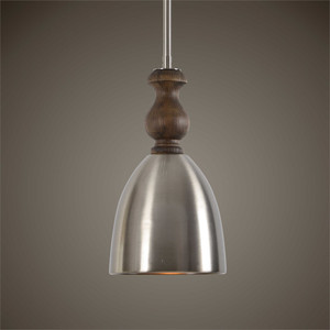 Luna 1 Lt. Mini Pendant - by Uttermost